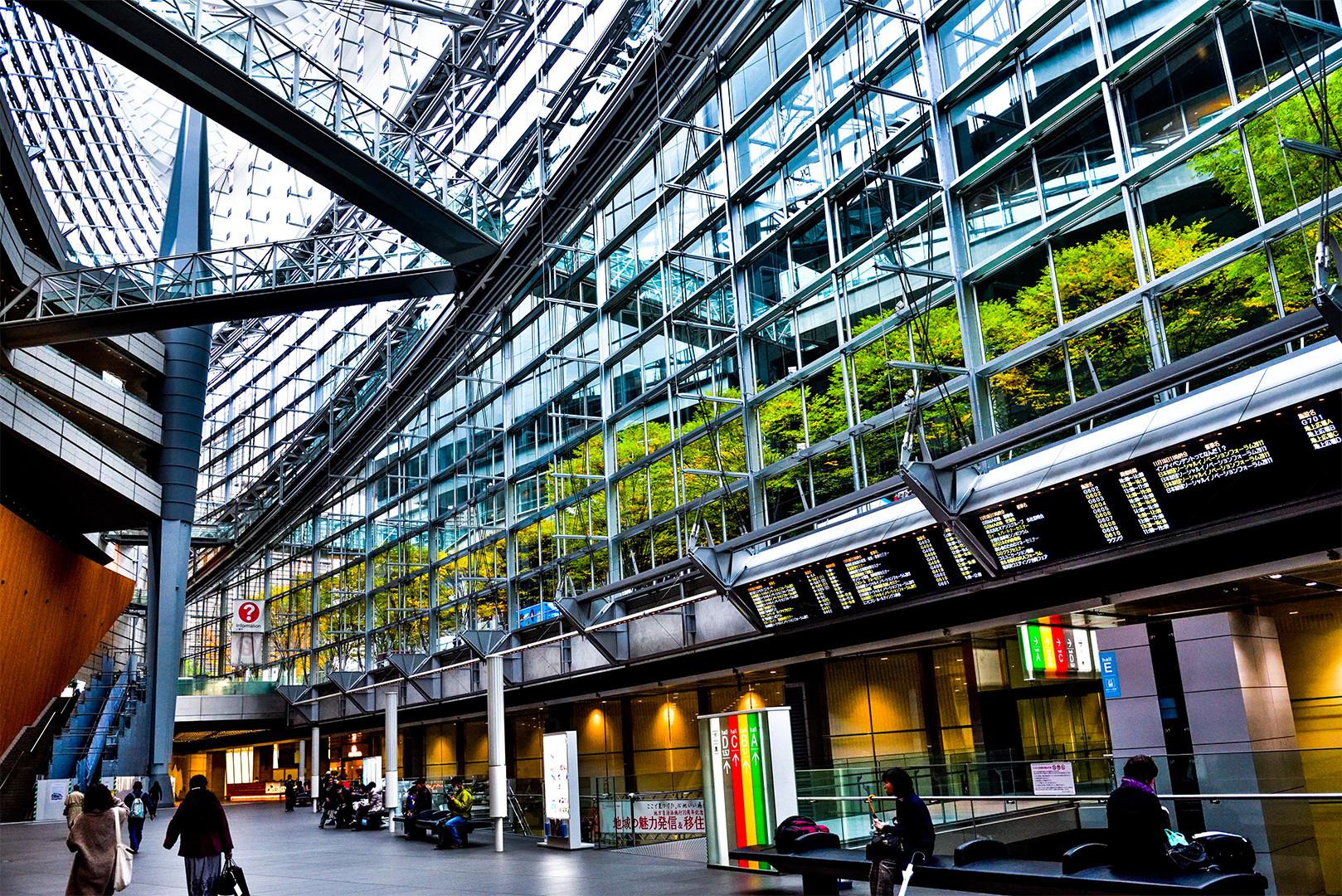 Modern architecture in Japan, Tokyo International Forum