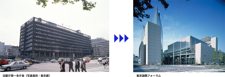 東京国際フォーラム誕生までの経緯