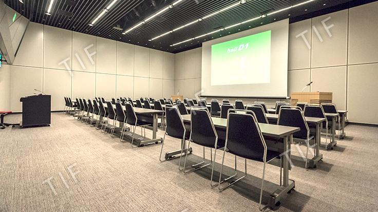 東京国際フォーラム施設内覧会