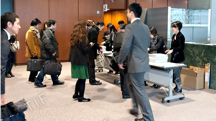 ラ・フォル・ジュルネ 東京「熱狂の日」音楽祭2012 記者発表会