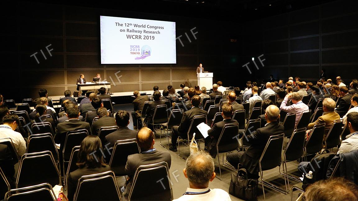 第12回世界鉄道研究会議/12th World Congress on Railway Research